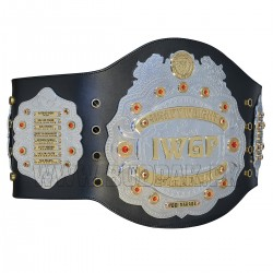 IWGP World Title Belt