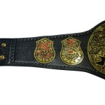 WWF SMOKING SKULL WORLD HEAVYWEIGHT CHAMPIONSHIP BELT